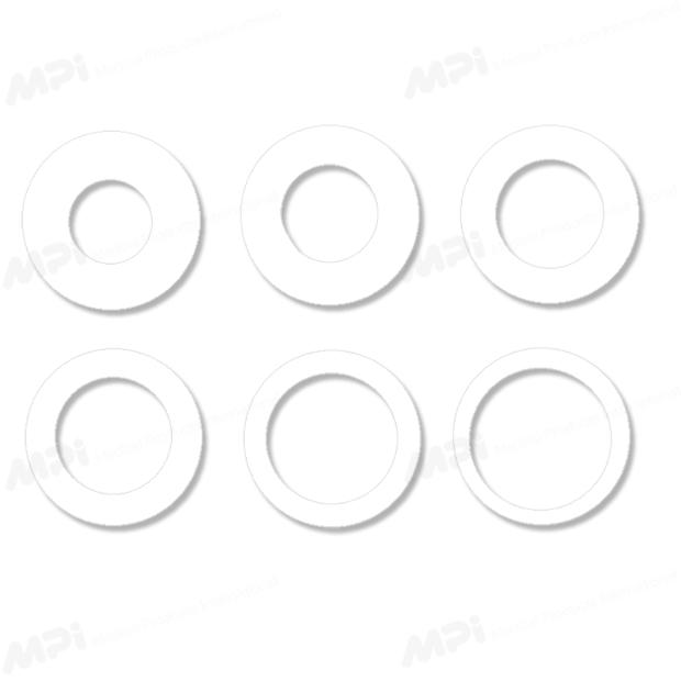 MPIストーマベルト 補助板円形S(14cm幅用)