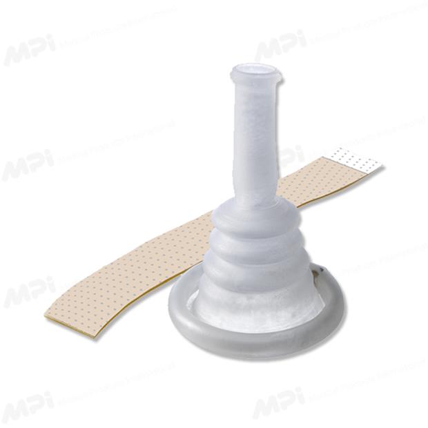 コンドーム型収尿器